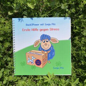 """Buch """"Erste Hilfe gegen Stress"""""""